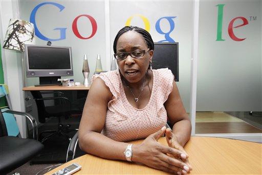 Osuchukwu, google's Nigeria marketing manager