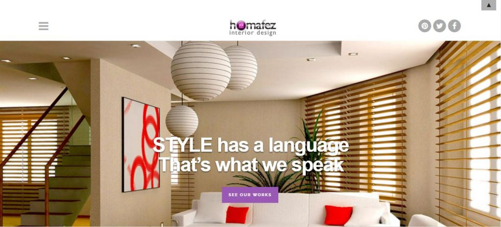 Homafez Interior Design
