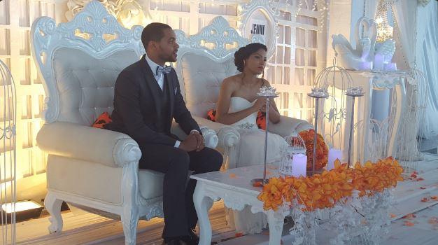 Mark Essien weds Jenni Naiaretti
