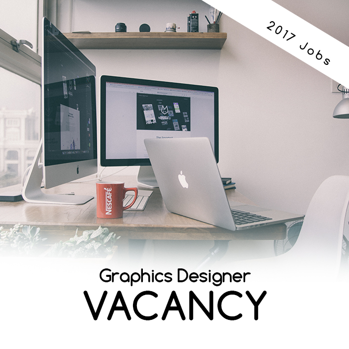 Graphics Designer vacancy