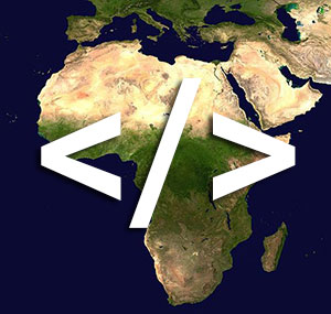 html select dropdown list of african countries