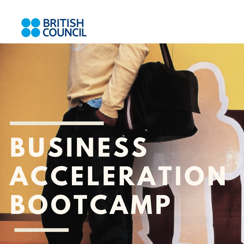 british council business acceration bootcamp