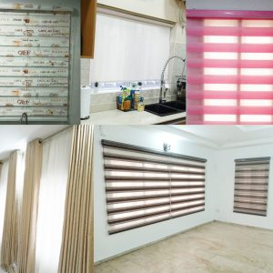 How to Choose Curtains and window covering in Nigeria